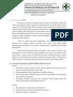laporan hasil monitoring mutu layanan klinis