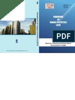 Handbook of Urban Statistics 2019