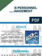 ETHICS PERSONNEL MANAGEMENT.pptx