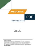 MT7687F_Datasheet