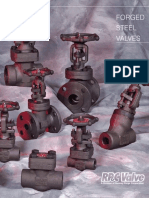 11 - Forged Gate Valves RPC Procedure.pdf