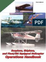 Faa h 8083-23-1Seaplane, Skiplane