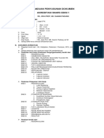 Panduan Penyusunan Dokumen RSJHBS