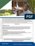 Job Adv - Pastry Chef (1)