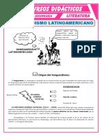 El Vanguardismo Latinoamericano Para Cuarto de Secundaria (1)