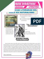 Tendencias Literarias Del Siglo XIX Para Quinto de Secundaria