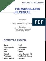 6. BST SINUSITIS MAKSILARIS (nurul, muti) (1).pptx