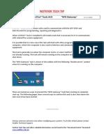 A PDF of All Notifier Tech Tips V1-1