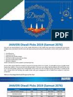Jhaveri Diwali 2019