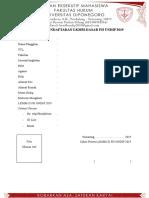 Form Pendaftaran Lkmmd Fh Undip 2019