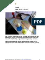 FILTERFABRIEK Docenten Handleiding (W71)