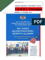 Notiziario ANPI Chioggia, numero 51