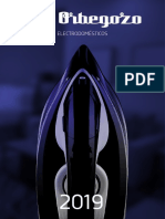 Catalogo electrodomesticos Orbegozo 2019