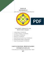 Pengantar Manajemen - Kepemimpinan