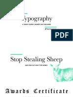 Typography101 Slideshare 151204223650 Lva1 App6892
