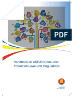 Handbook on ASEAN Consumer Protection Laws and Regulation
