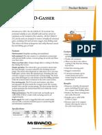 Horizontal Vacuum D-gasser
