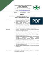 Kriteria 7.6.5 Ep 1 & Ep 2 Sk Identifikasi Keluhan Dan Penanganan Keluhan Pasien Revisi