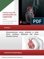 Arritmias Cardiacas y Trastornos de Conducción en Urgencias