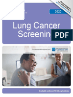 Lungscreening Cancer