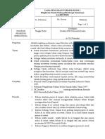 SPO Pengisian RM 1 Resum Medis (Rev.003-2019)