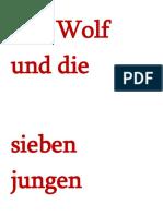 Der Wolf und die sieben jungen Geiβlein.docx