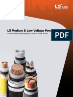 LS Cable - MV LV Cable - Catalog