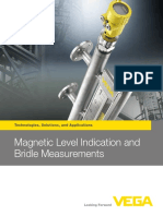 Magnetic Level Indication and Bridle Measurements