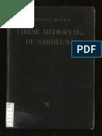 Chiese Medioevali Di Sardegna