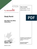 Study CANADA