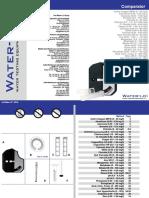 Manual Comparator Water-id