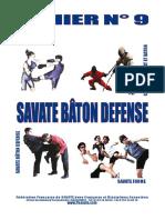 1ffbfs Da Cahier 09 Savate Baton Defense