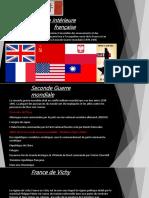 Résistance Intérieure Française [en Francés]
