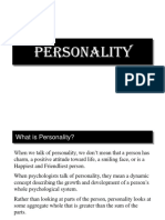 PERSONALITY TRAITS.ppt