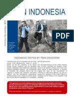 NEWSLETTER - UN in INDONESIA October-November 2010