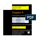CF 10e Chapter 09 Excel Master Student