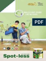 Nippon Paint Spotless Ready Mix Colour Card 2014.pdf