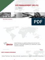 SAP Real Estate Management RE FX VF 1