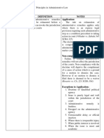 Principles in Administrative Law(Inco)