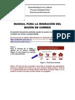 Manual Migrar Zimbra