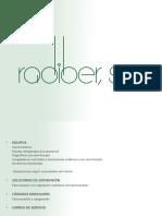 Catalogo Radiber