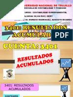 3401 RESULTADOS ACUMULADOS