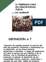 A.T d. visual