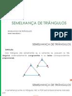 063_9°ano_Semelhança de triângulos