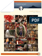 Saranagathi ENewsletter October 2019