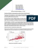 Advanced AI Bias Variance Tradeoff Report