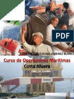 II Curso Explotacion Costa Afuera Plataformas Cap Hugo Jimenez