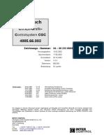 Handbuch CGC Deutsch