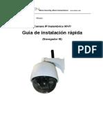 Quick Guide Spanish Nixzen j601