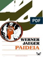 paideia jeager